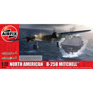 Airfix North American B25C Mitchell06020