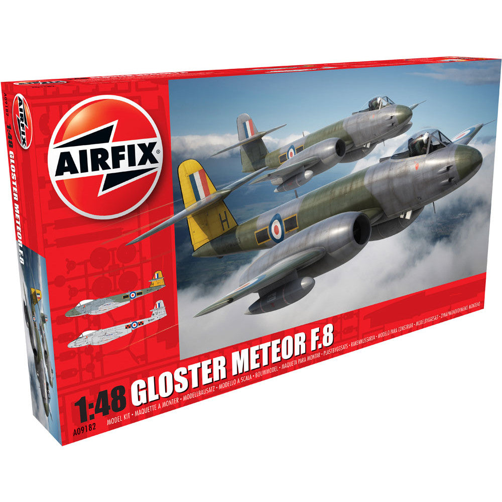 Airfix Gloster Meteor F8 09182