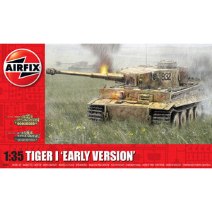 Airfix Tiger1 Tank Early 1363