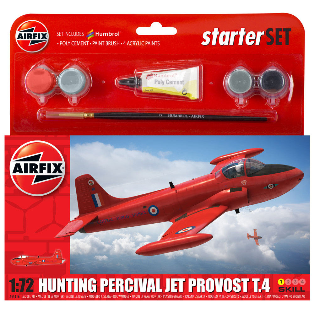 Airfix Hunting Percival 55116