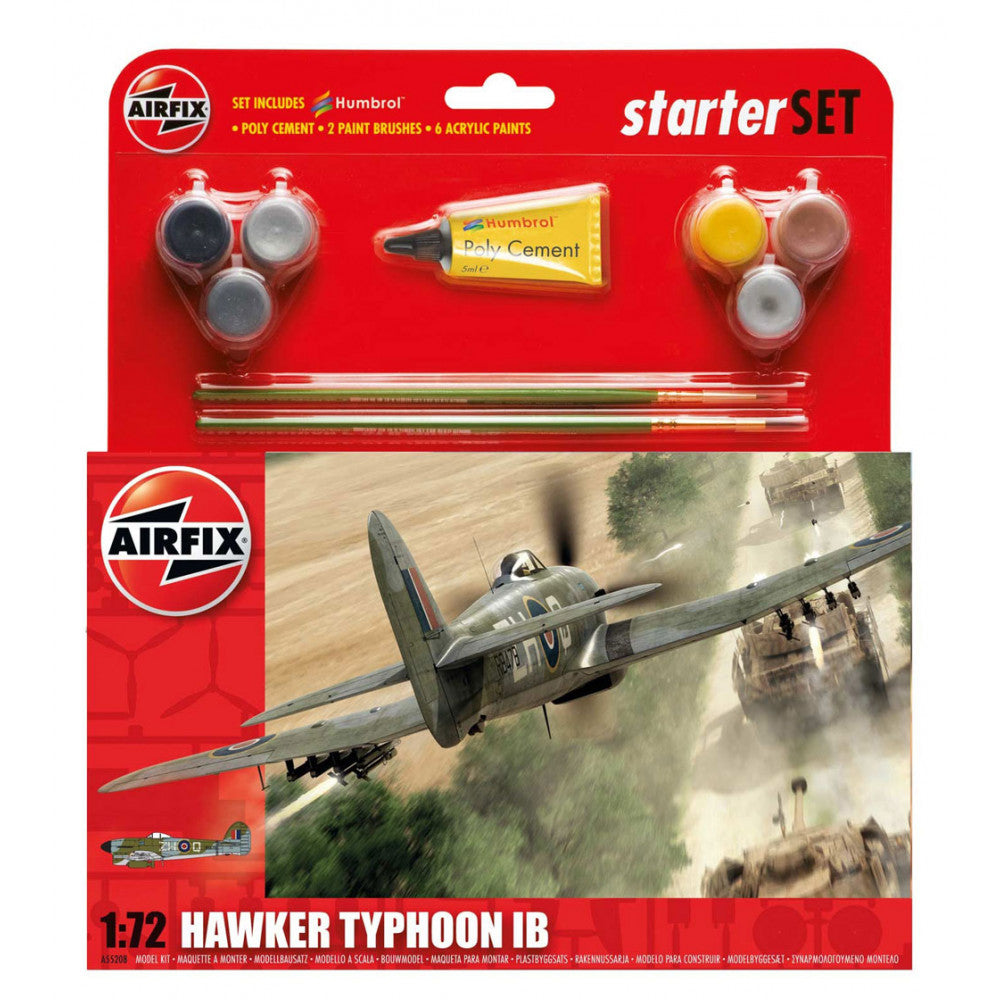 Airfix Hawker Typhoon 58-55208
