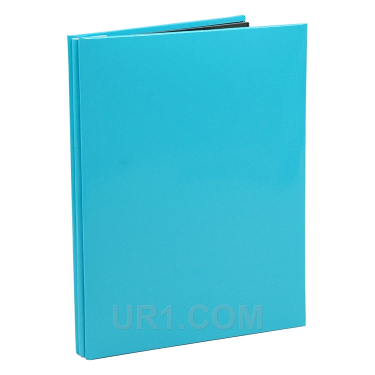NCL Self Adhesive Slim Aqua Refillable Album Photo Album
