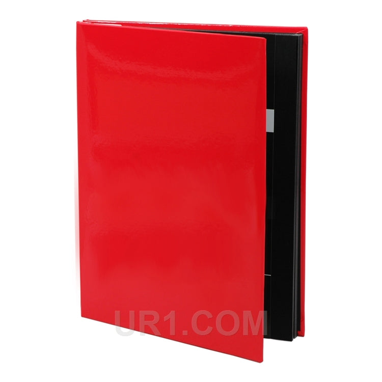 NCL Self Adhesive Slim Strawberry Refillable Album Photo Album