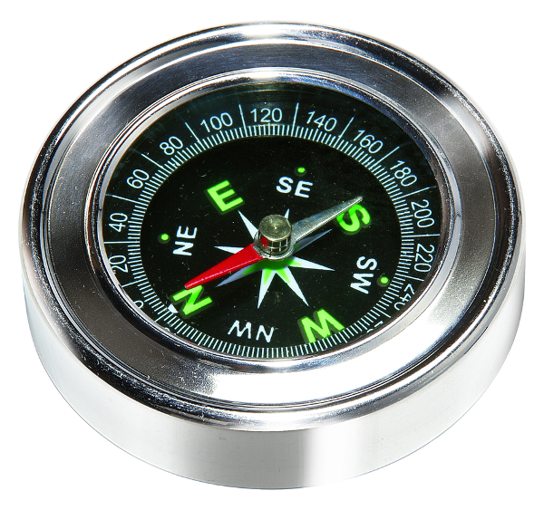 Stainless Steel Compass HJ2133