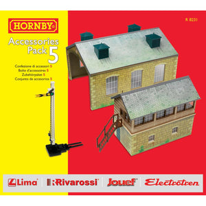 Hornby Trakmat Accessory Pack 5