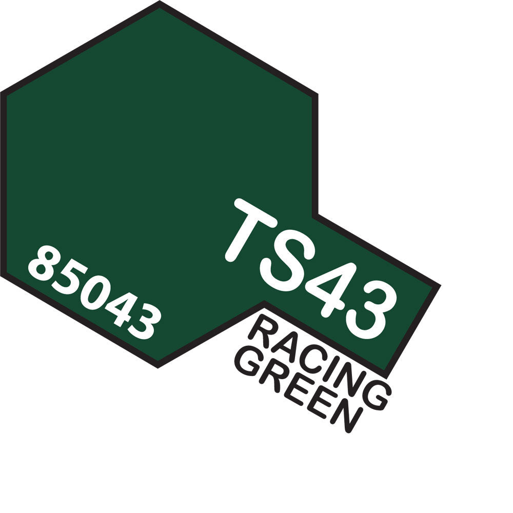 Tamiya TS-43 Racing Green Spray Paint