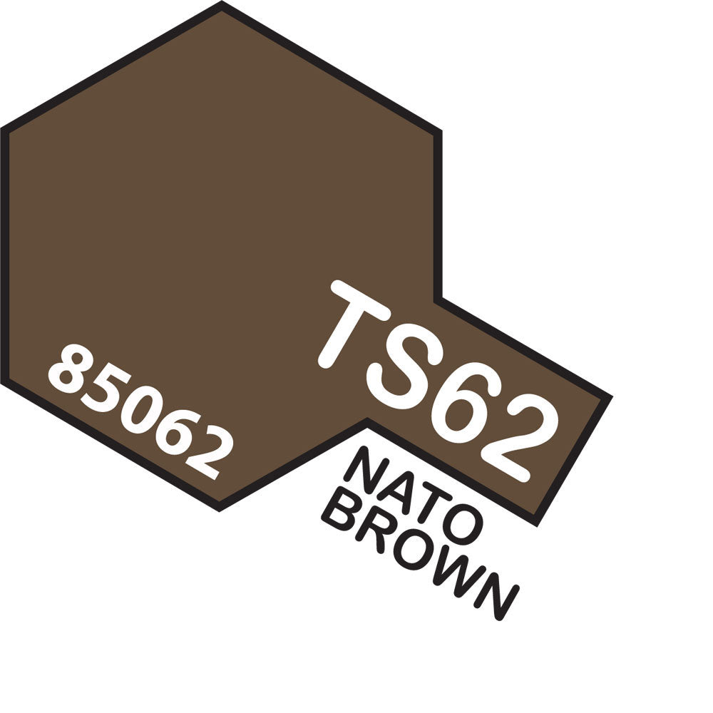 Tamiya TS-62 Nato Brown Spray Paint
