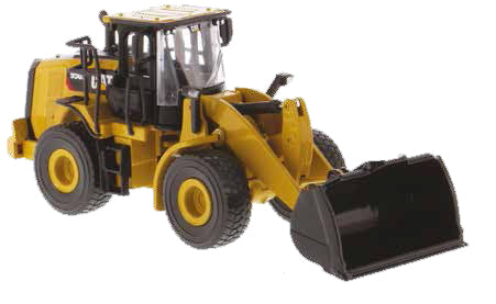 CAT 950M Wheeled Loader 1:64 Scale Diecast 85692