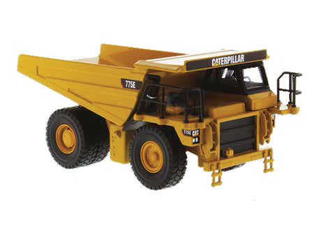 CAT 775E Off Highway Truck 1:64 Scale Diecast 85696