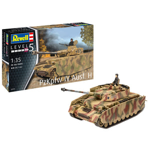 REVELL PANZER IV AUSF. H 1:35 03333