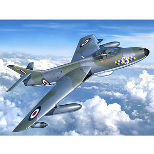 Revell Hawker Hunter FGA9 1:72 03908
