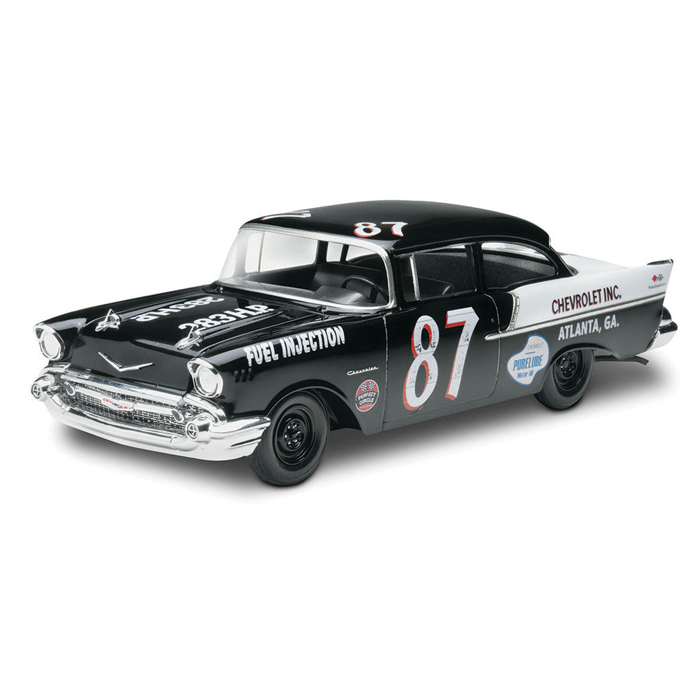 Revell 57 Chevy Black Widow 1:25 85-4441