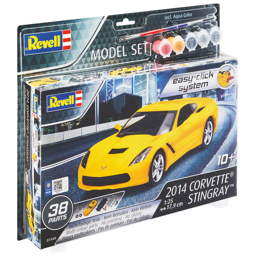 Revell Corvette Stingray 2014 1:25 67449