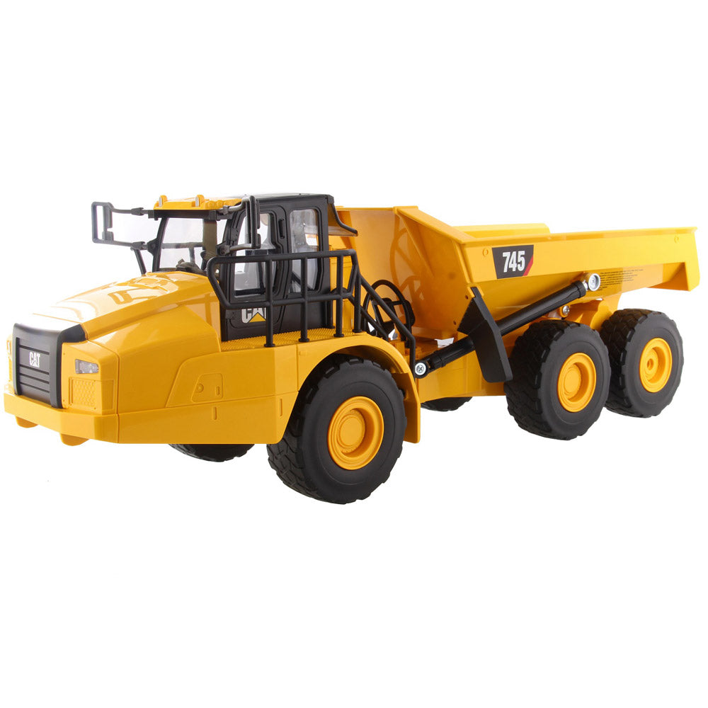 CAT RC 745 ARTICULATED TRUCK 1:24