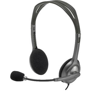 Logitech H110 Stereo Headphone Set 3.5mm