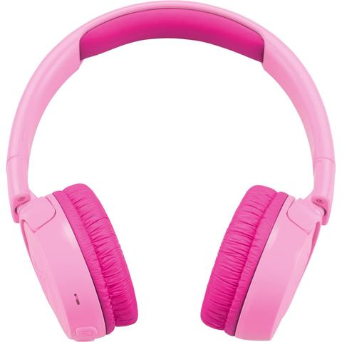 JBL JR300 Kids Pink Bluetooth Headphones