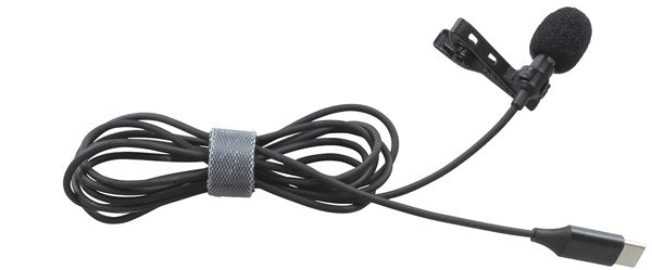 USB Type-C Lapel Microphone
