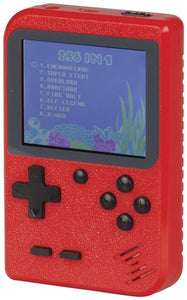 Handheld Game Console with 256 Games