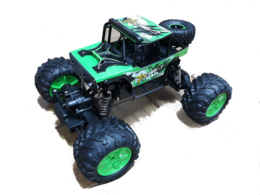 Waterproof 4WD Rock Crawler