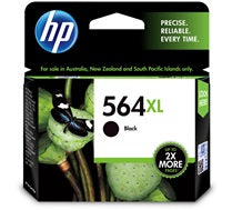 HP 564XL Black HighYield Ink Cartridge