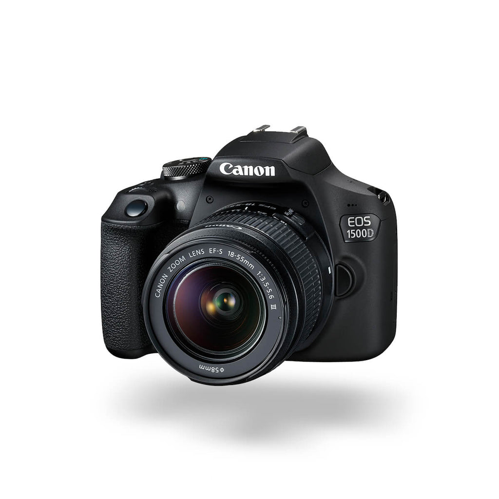 Canon EOS1500D DSLR 18-55mm Lens Kit