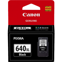 Canon PG640XL High Yield Black Ink Cartridge