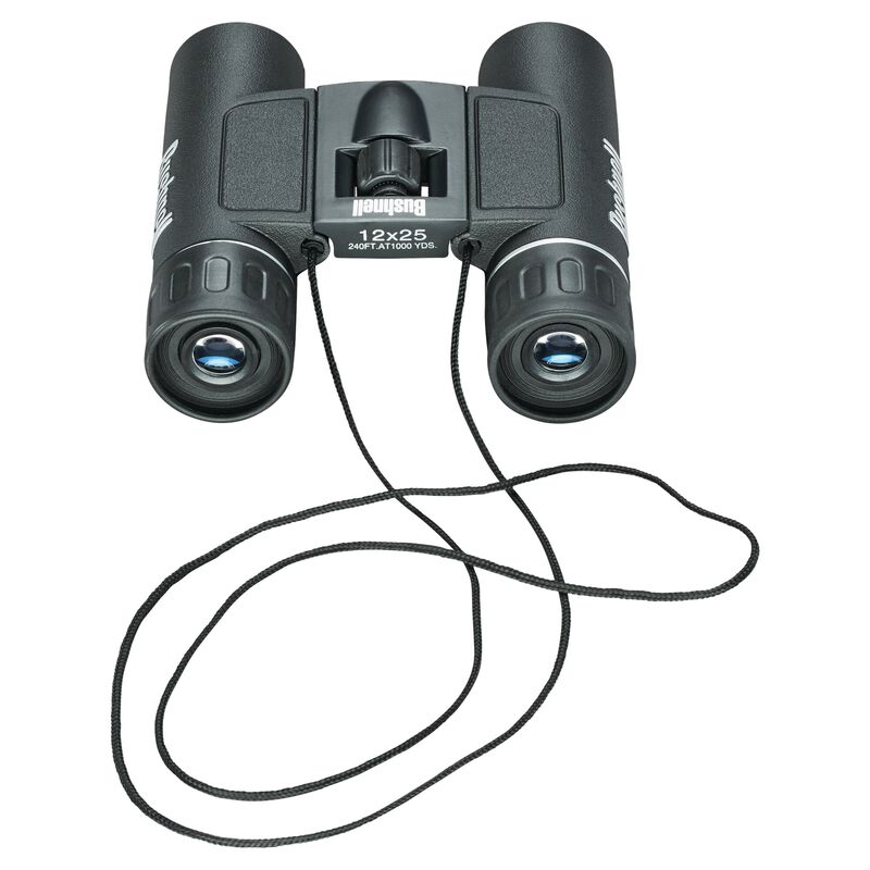 Bushnell Powerview Compact 12x25 Roof Prism Binoculars