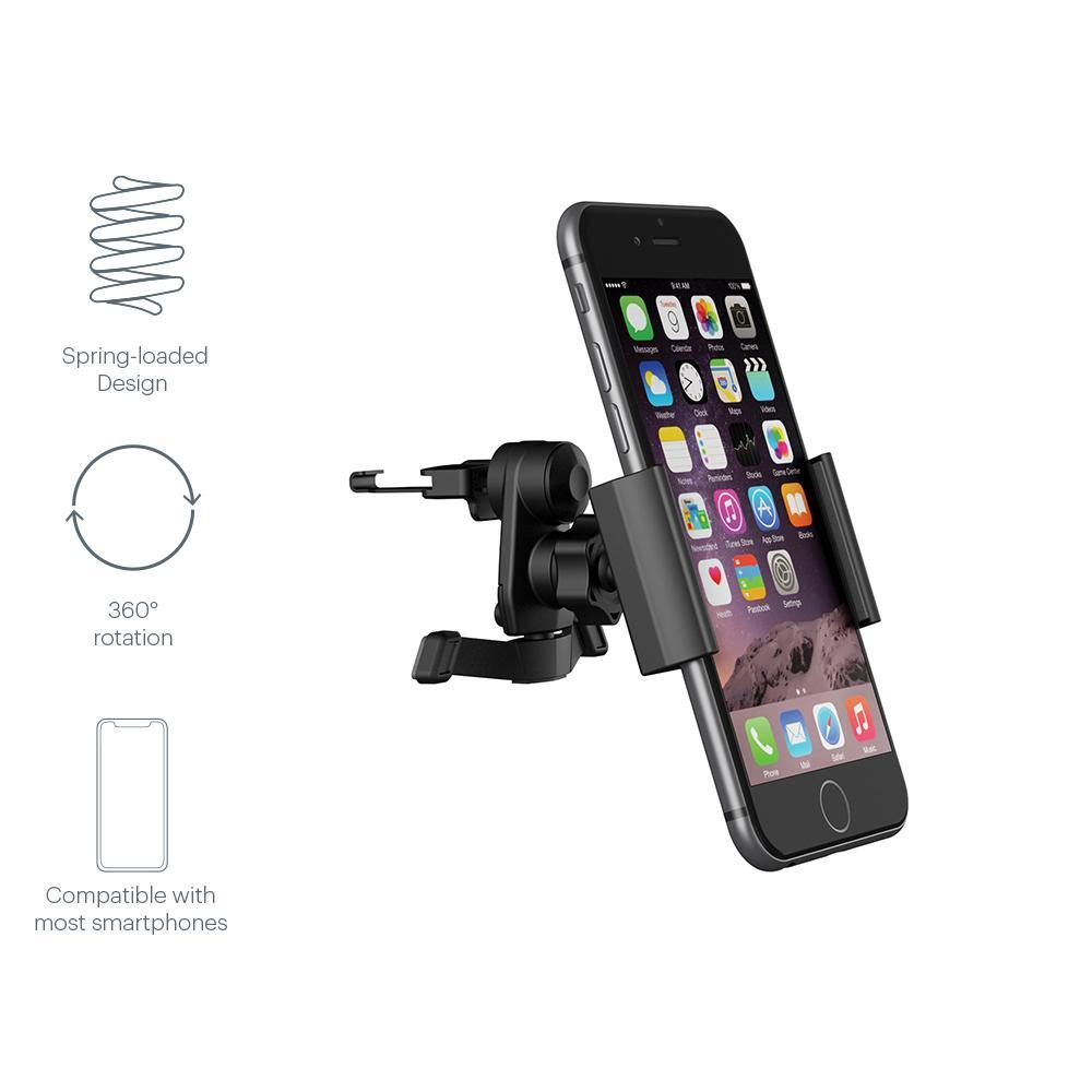 Cygnett Ventview Vice Car Mount