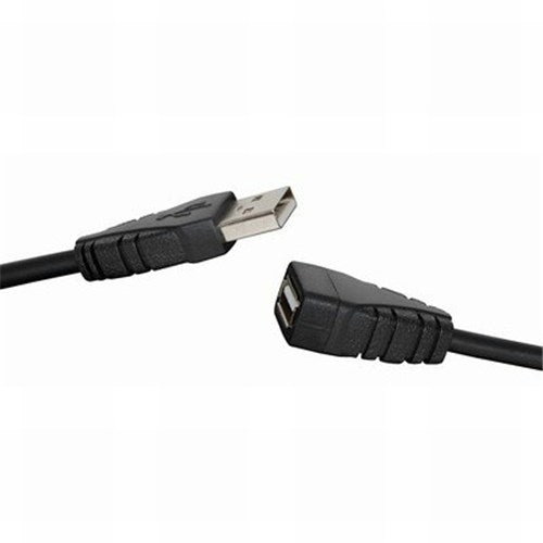 USB 2.0 Extension Lead Male to Female