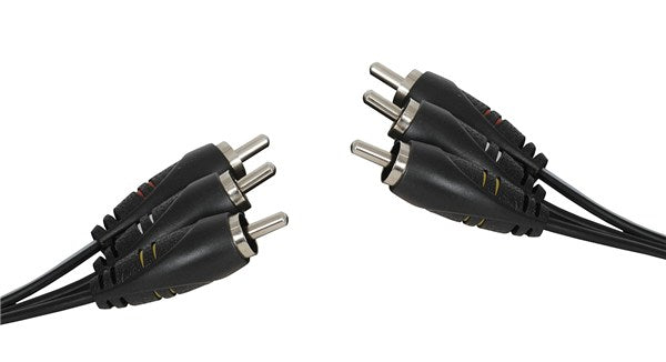 AV Lead 3xRCA to 3xRCA (Red, White and Yellow)