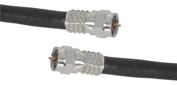 TV Antenna Lead F-Type Male to Male
