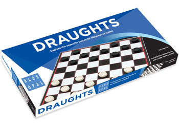 Blue Opal Draughts 01802