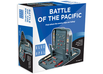 Blue Opal Battle of the Pacific 01862