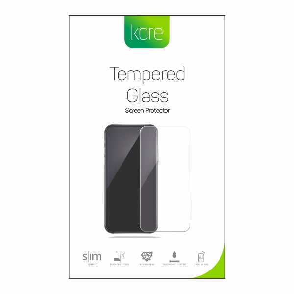 Kore Premium Tempered Glass Screen Protector iPhone SE