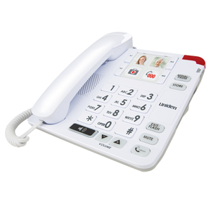 Uniden SSE34 Hearing Impaired Corded Telephone