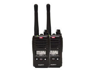 GME TX677 Twin Pack 2 Watt Handheld UHF CB Radio
