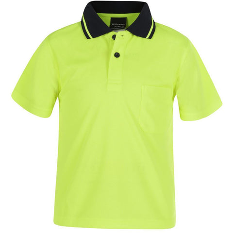 Kids Hi Vis Polo