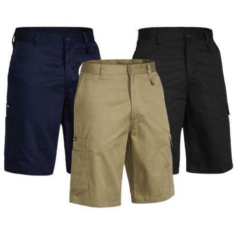 Bisley Cool Lightweight Mens Utility Shorts - BSH1999