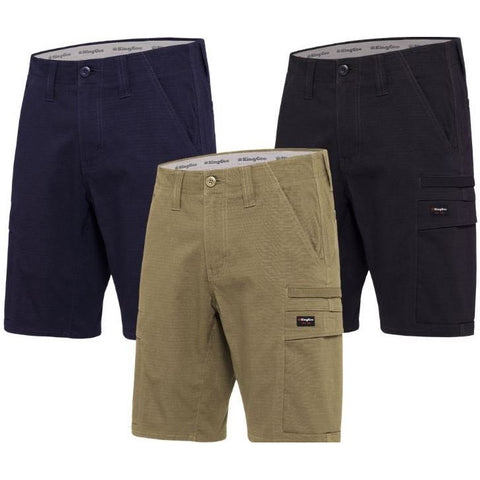 King Gee Workcool Pro Shorts