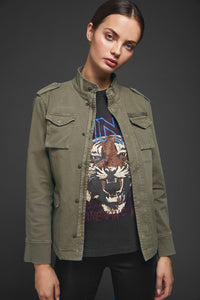 Anine Bing Army jacket Army Green
