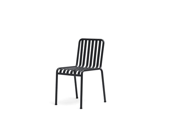Hay Palissade Chair Antracite Grey