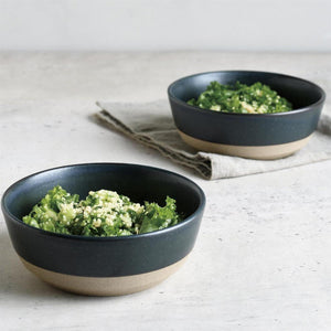 Kinto Japan Ceramic lab Bowl Hvit