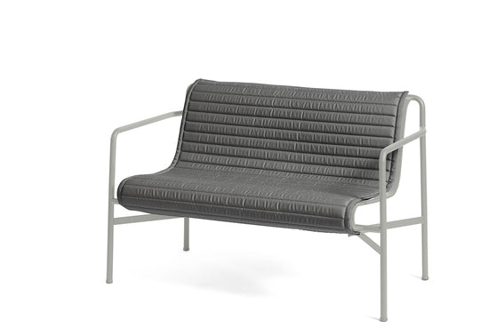Hay Palissade Dining Bench Cushion Antracite Grey
