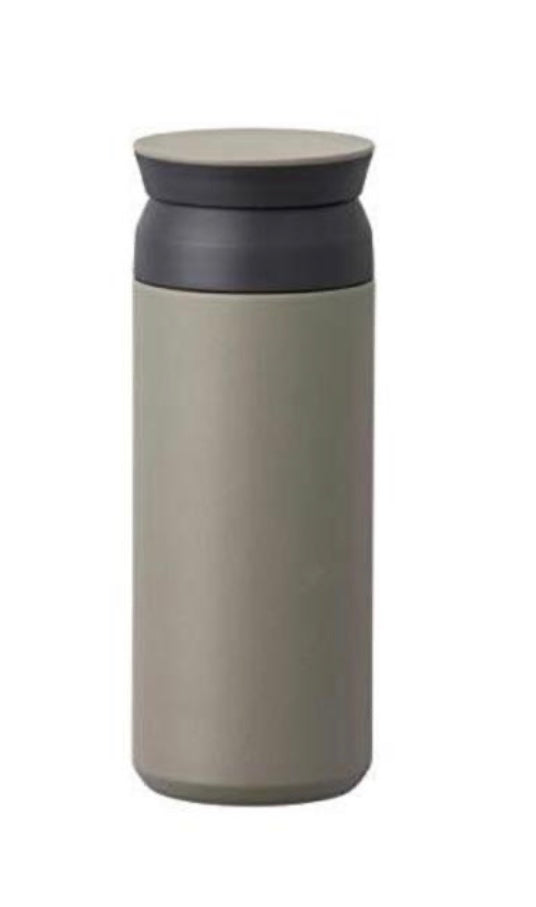 Kinto Japan Travel Tumbler Khaki