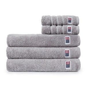 Lexington Original Towel 30x50 Dark Grey