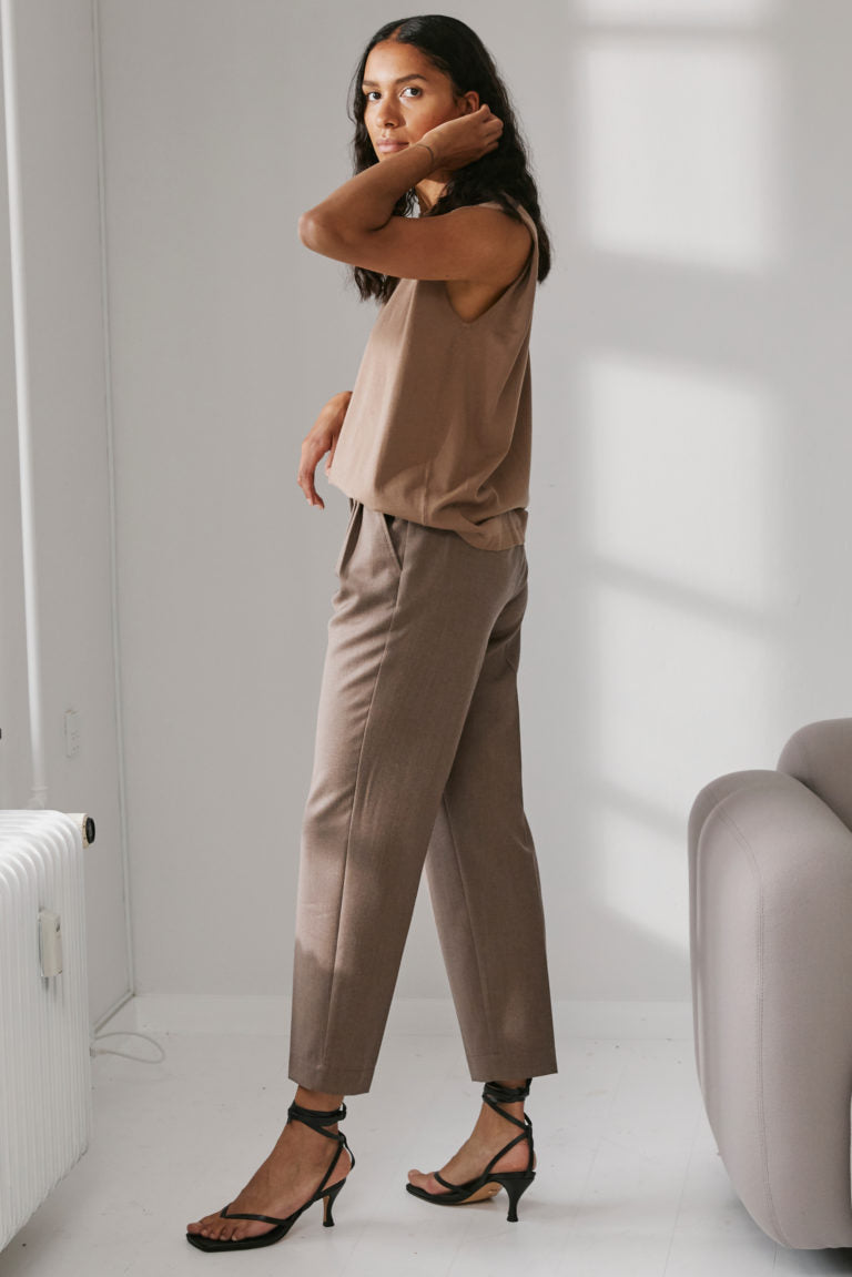 Designers Remix Salerno Pants Taupe