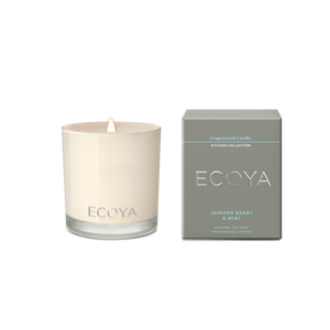 Ecoya Maisy Jar Duftlys Juniper Berry & Mint