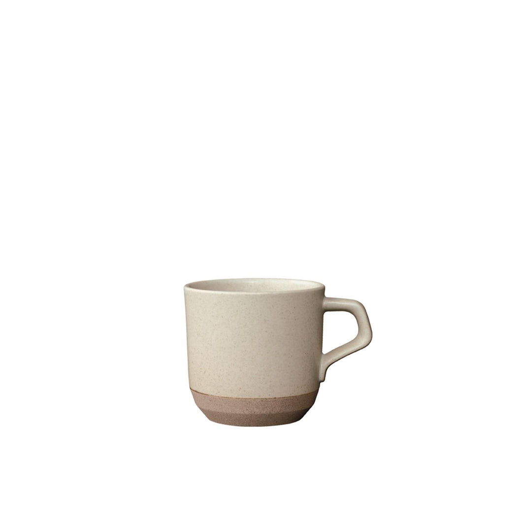 Kinto Japan Ceramic lab Small Mug Beige