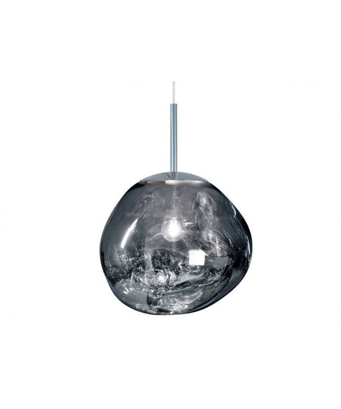 Tom Dixon Melt Pendel Mini Chrome