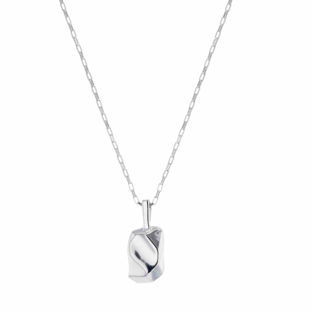 Hasla Elements, Cézanne Necklace Silver